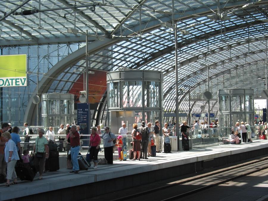 Igs Design Hauptbahnhof Berlin 4 - Hauptbahnhof Berlin -