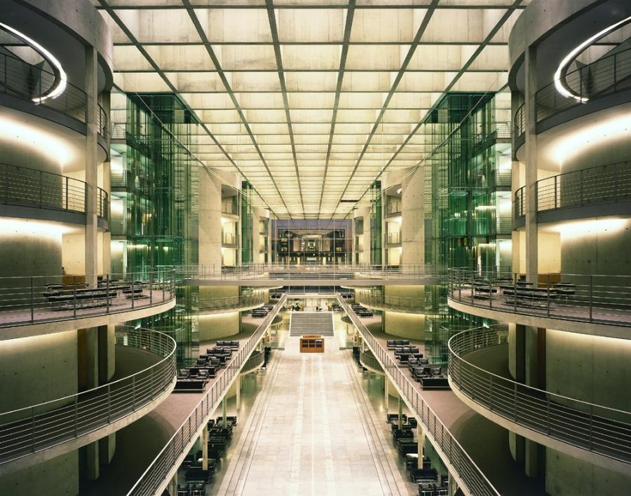 deutscher bundestag 16 - Bundestag tedesco a Berlino -