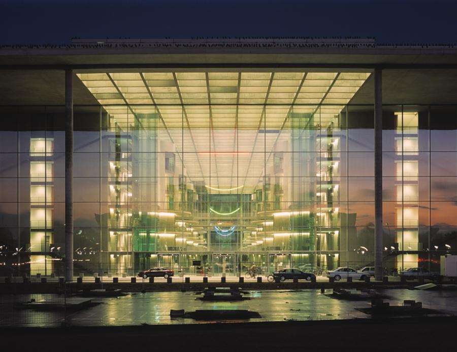 deutscher bundestag 23 - Bundestag tedesco a Berlino -