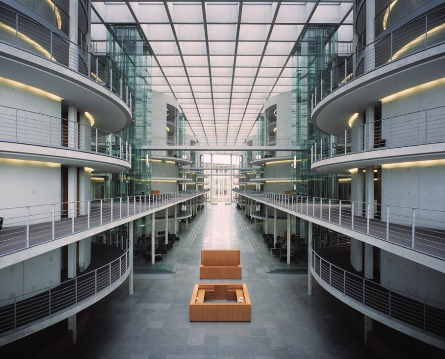 deutscher bundestag 25 - Bundestag tedesco a Berlino -
