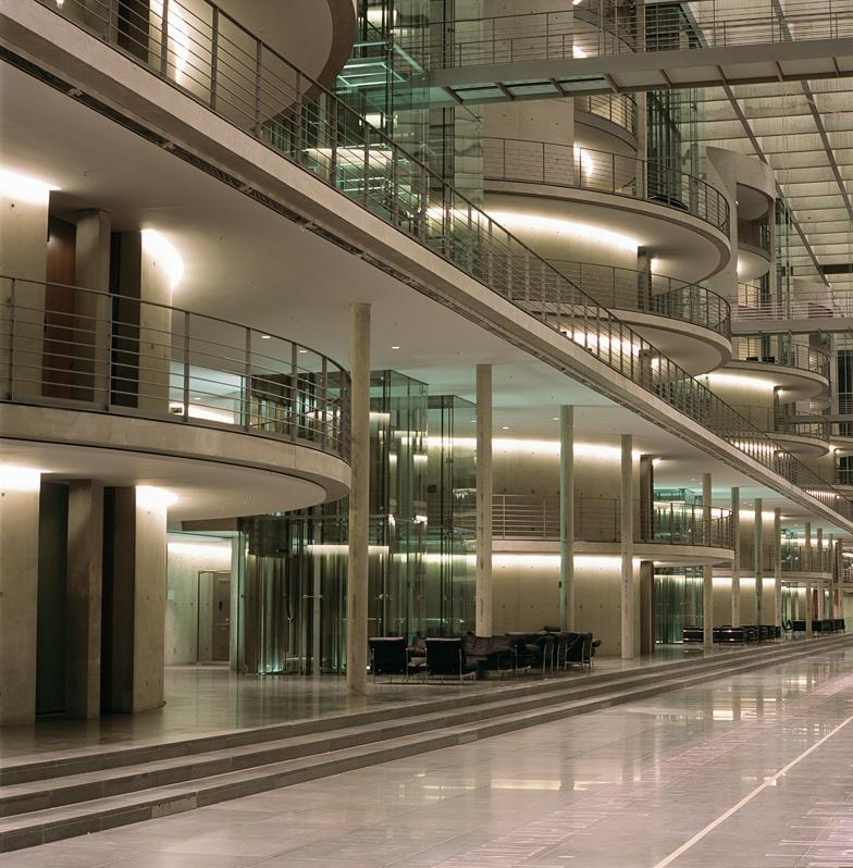 deutscher bundestag 29 - Bundestag tedesco a Berlino -