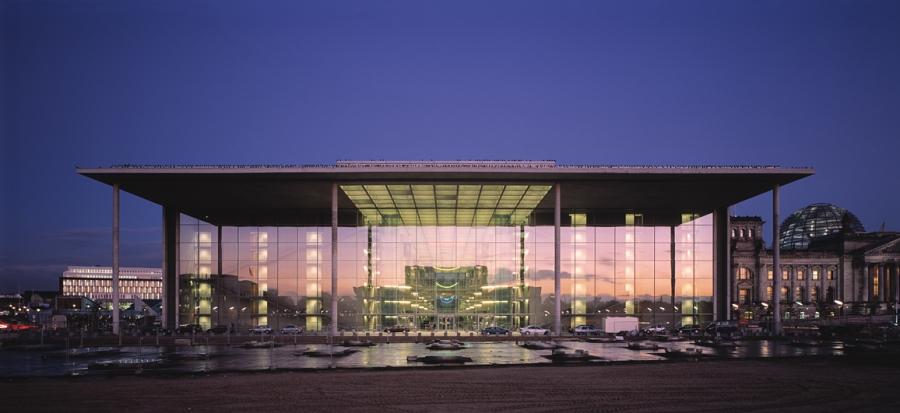 deutscher bundestag 3 - Bundestag tedesco a Berlino -