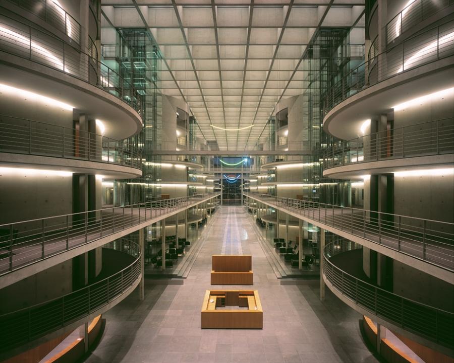 deutscher bundestag 32 - Bundestag tedesco a Berlino -