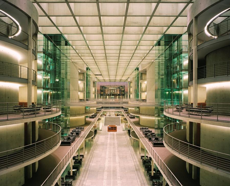 deutscher bundestag 33 - Bundestag tedesco a Berlino -