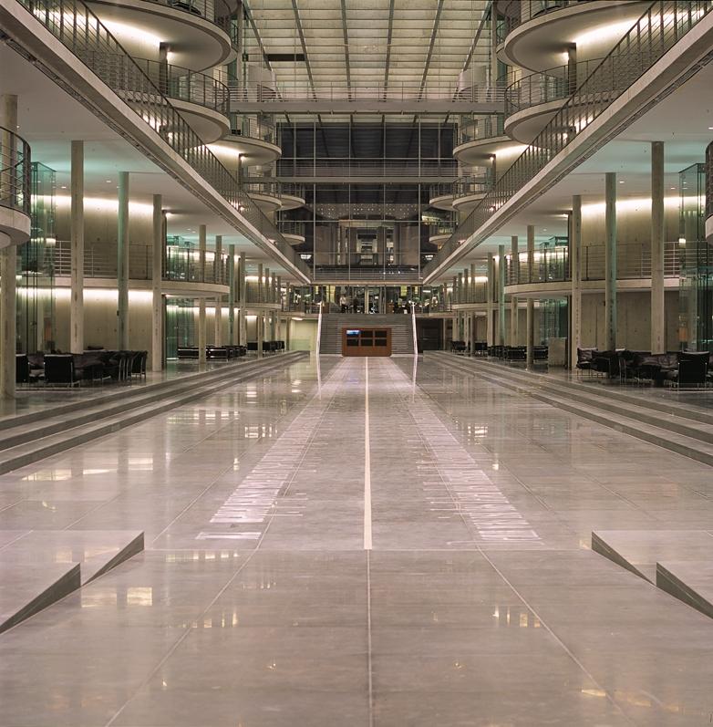 deutscher bundestag 34 - Bundestag tedesco a Berlino -