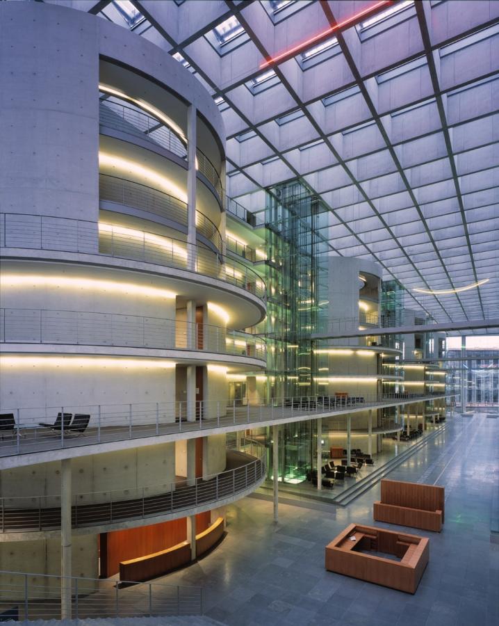 deutscher bundestag 37 - Bundestag tedesco a Berlino -
