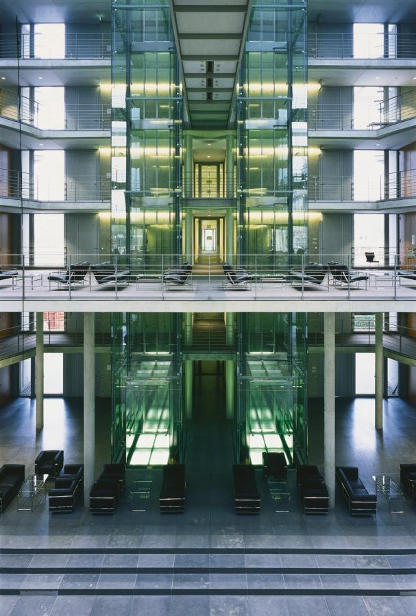 deutscher bundestag 4 - Bundestag tedesco a Berlino -