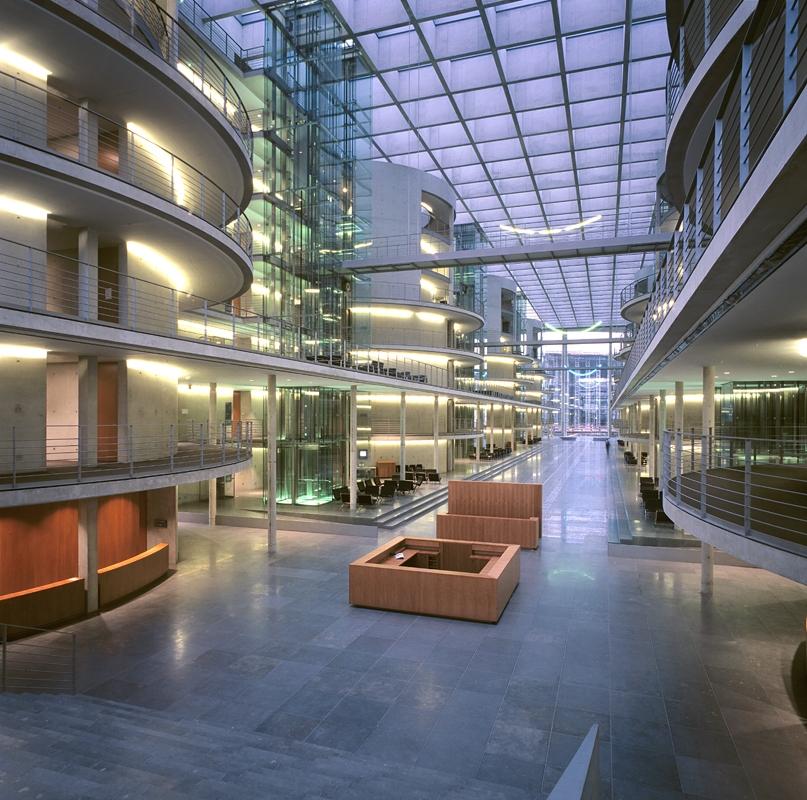 deutscher bundestag 5 - Bundestag tedesco a Berlino -
