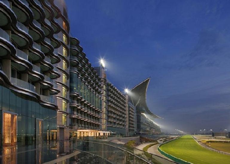 hotel meydan dubai 2 - Hotel Meydan (Dubai) -